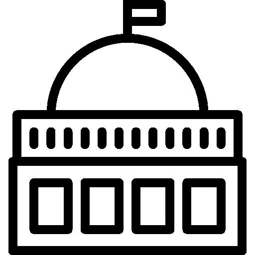 parlement  Icône gratuit