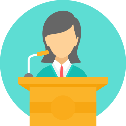 Lecture  free icon