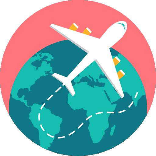 여행  무료 아이콘