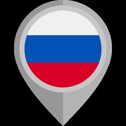 Russia  free icon