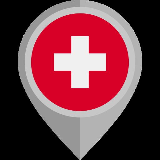 Switzerland  free icon