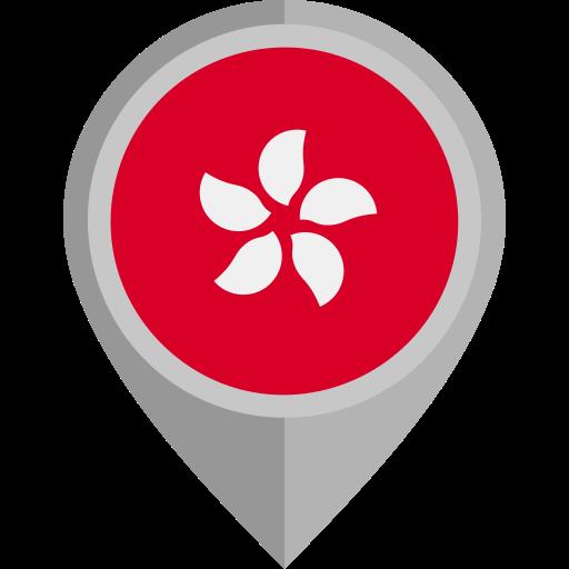 hong kong  icono gratis