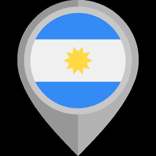 Argentina  free icon
