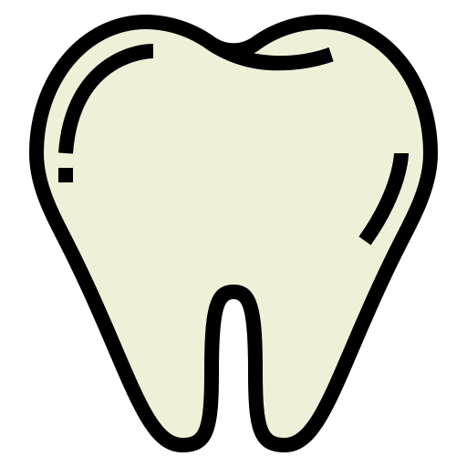 Tooth  free icon