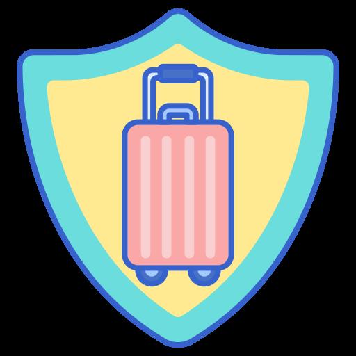 Seguro de viagem  grátis ícone