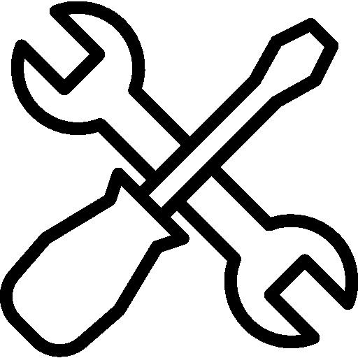 réparation  Icône gratuit