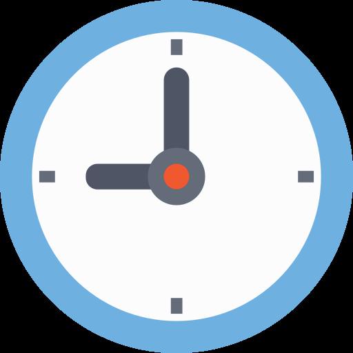 Clock  free icon