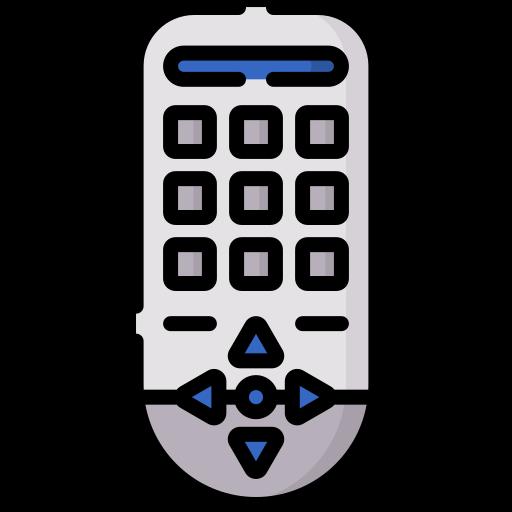 Controlo remoto  grátis ícone