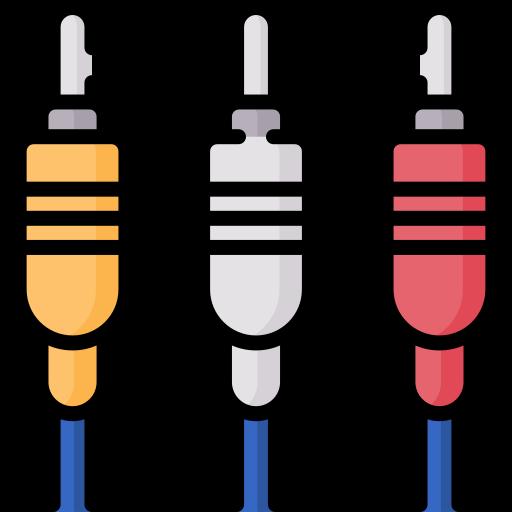 Vídeo composto  grátis ícone