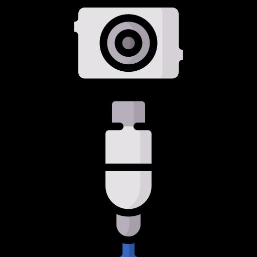 Coaxial  grátis ícone