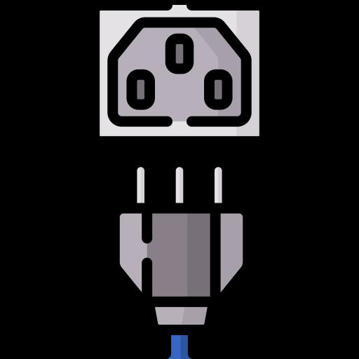 Cabo de energia  grátis ícone