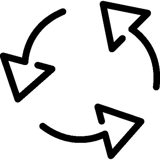 recycler  Icône gratuit