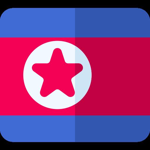 nord korea  kostenlos Icon