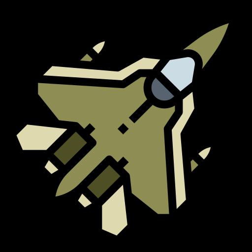 Jet  free icon
