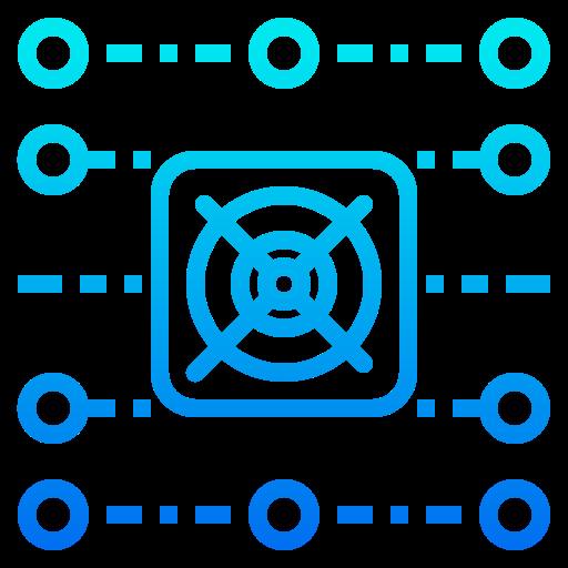 crypto coffre-fort  Icône gratuit