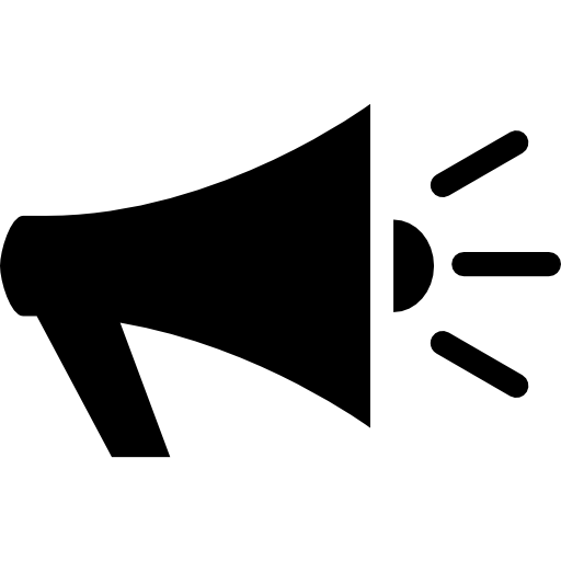Voice speaker  free icon