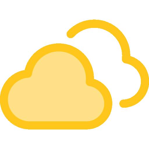 구름  무료 아이콘