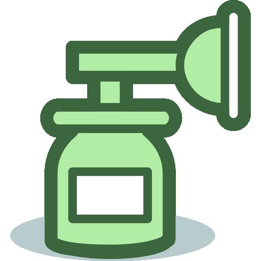 Breast pump  free icon