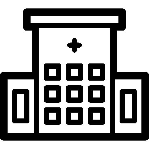 hospital  icono gratis