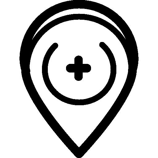 espace réservé  Icône gratuit