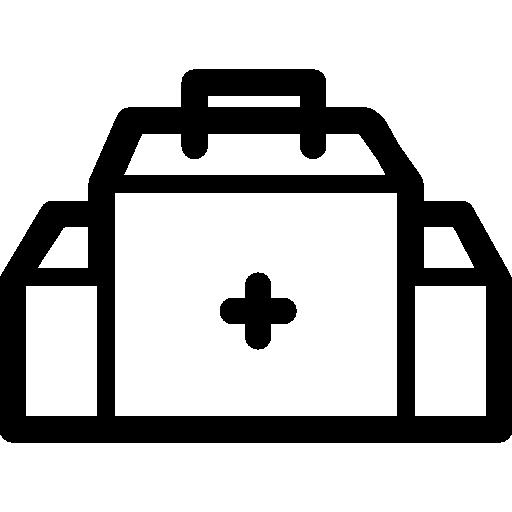 trousse de premiers secours  Icône gratuit