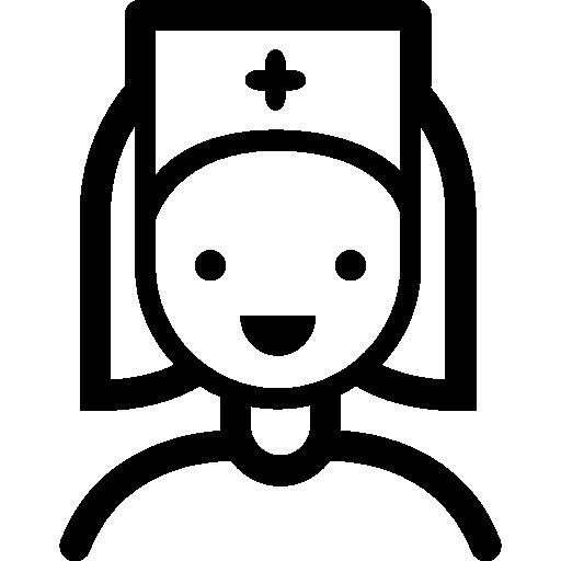 infirmière  Icône gratuit