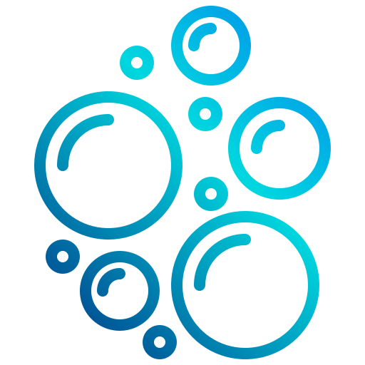 Bubbles  free icon