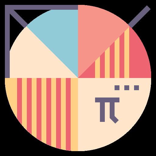 mathématiques  Icône gratuit
