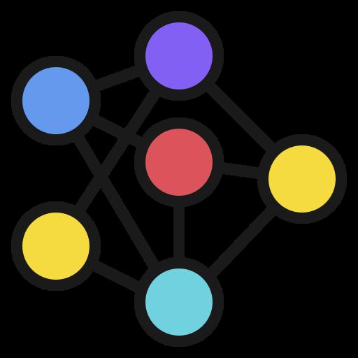 Neural  free icon