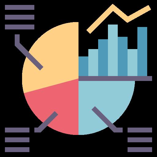 statistiques  Icône gratuit