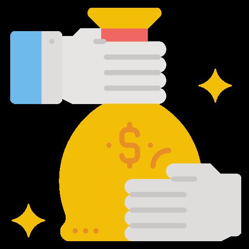 salario  icono gratis