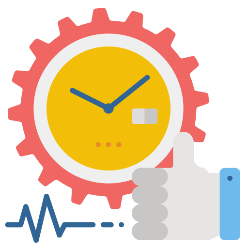 Efficiency  free icon