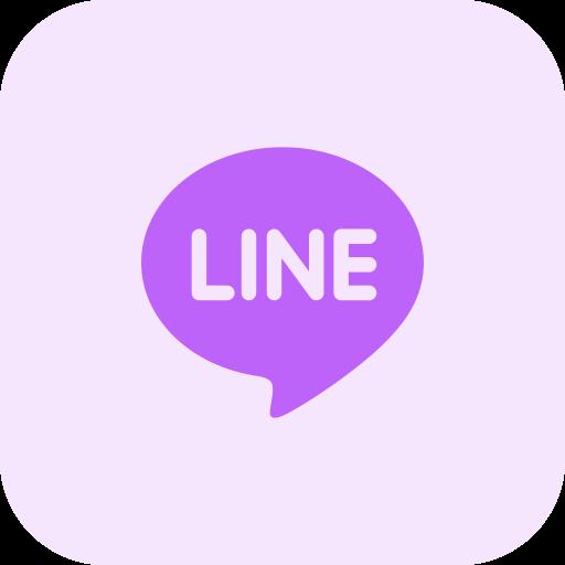 linie  kostenlos Icon
