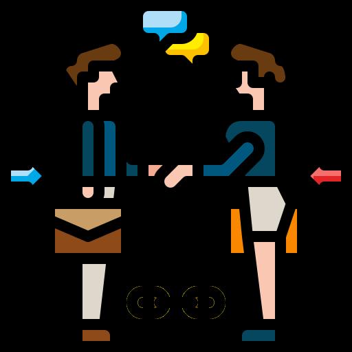 협력 관계  무료 아이콘
