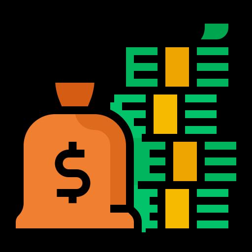 투자  무료 아이콘