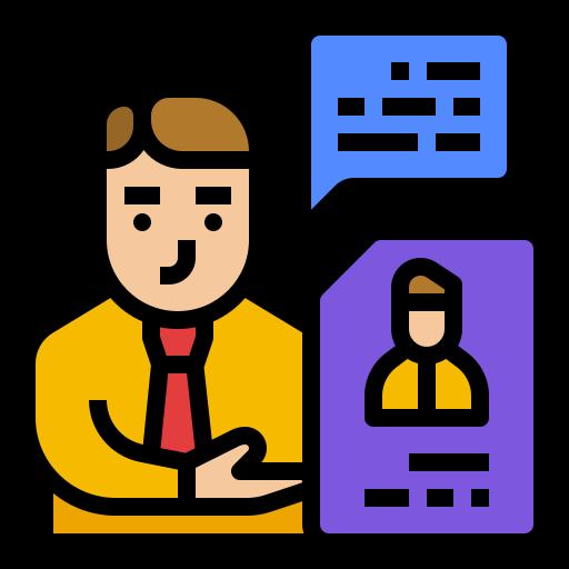 컨설팅  무료 아이콘