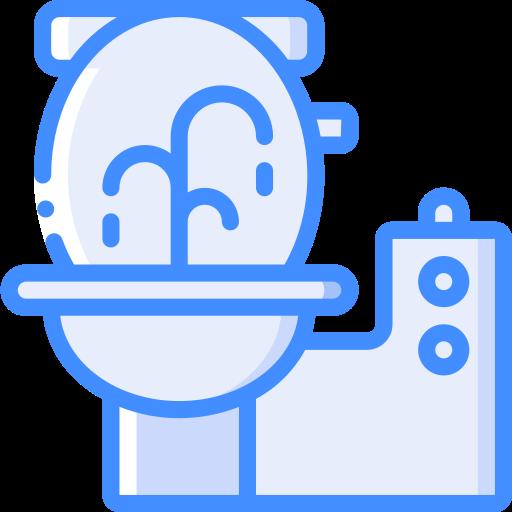 toilette  Icône gratuit