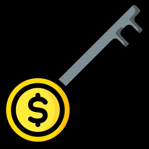 schlüssel zum erfolg  kostenlos Icon