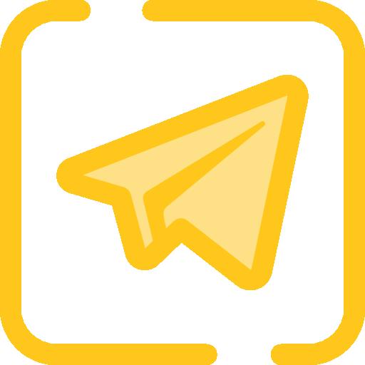 Телеграмма  бесплатно иконка