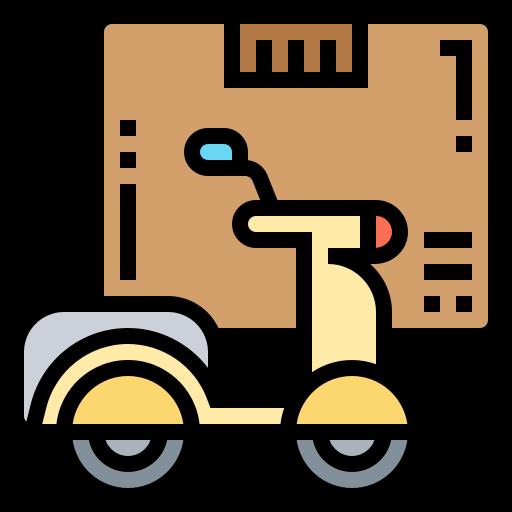 service de livraison  Icône gratuit