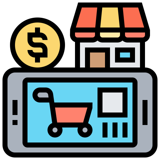 Storefront  free icon