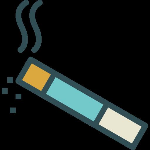 Cigarette  free icon
