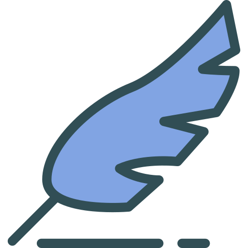 Quill  free icon