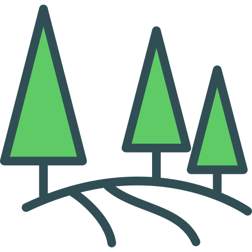 Forest  free icon