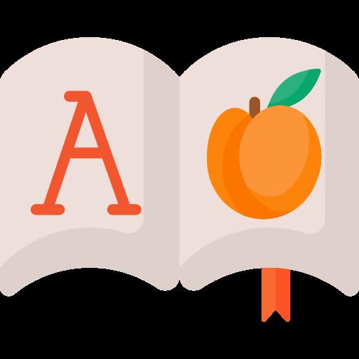 어린이 도서  무료 아이콘