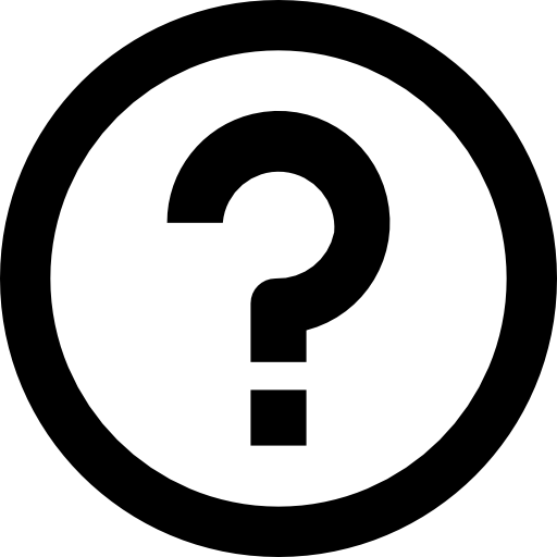 Question  free icon