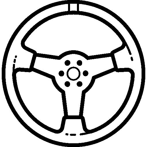스티어링 휠  무료 아이콘