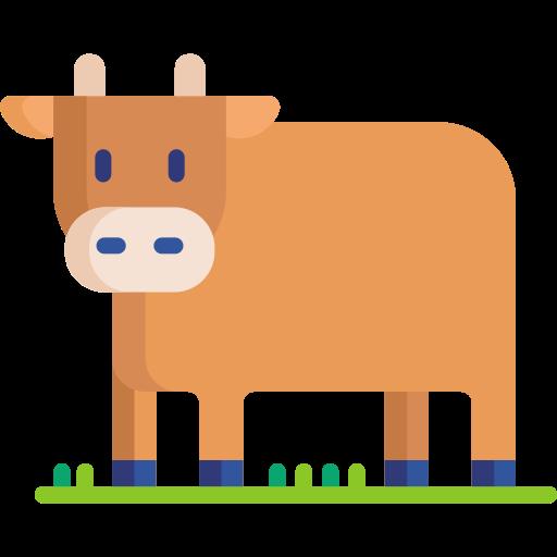 Cow  free icon