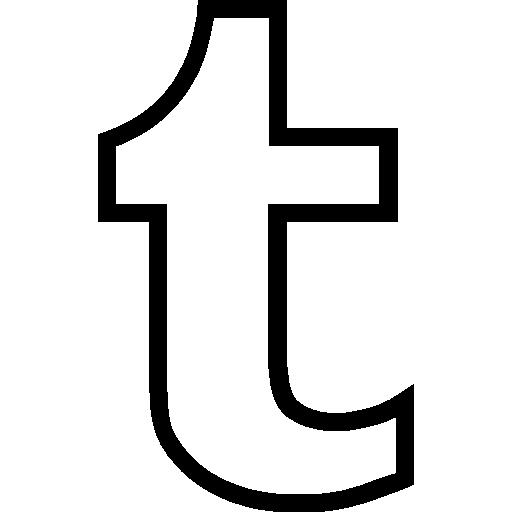 Tumblr  free icon