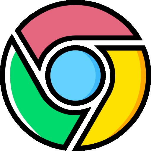 google chrome  kostenlos Icon